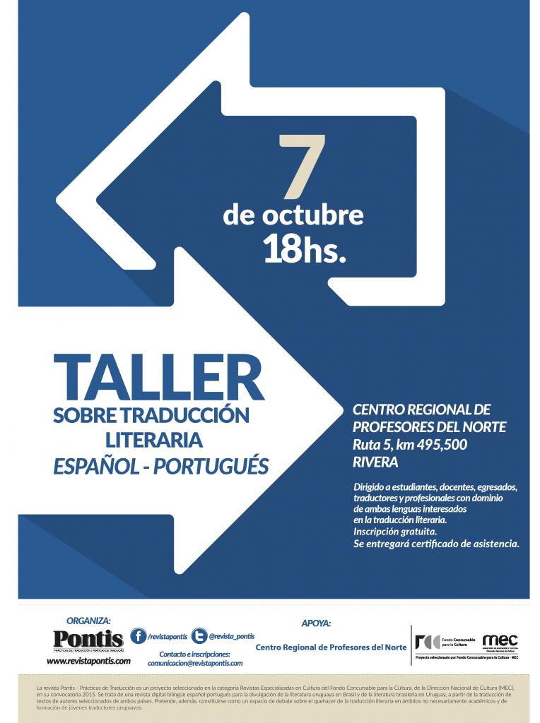 afiche_tallerpontis_rivera
